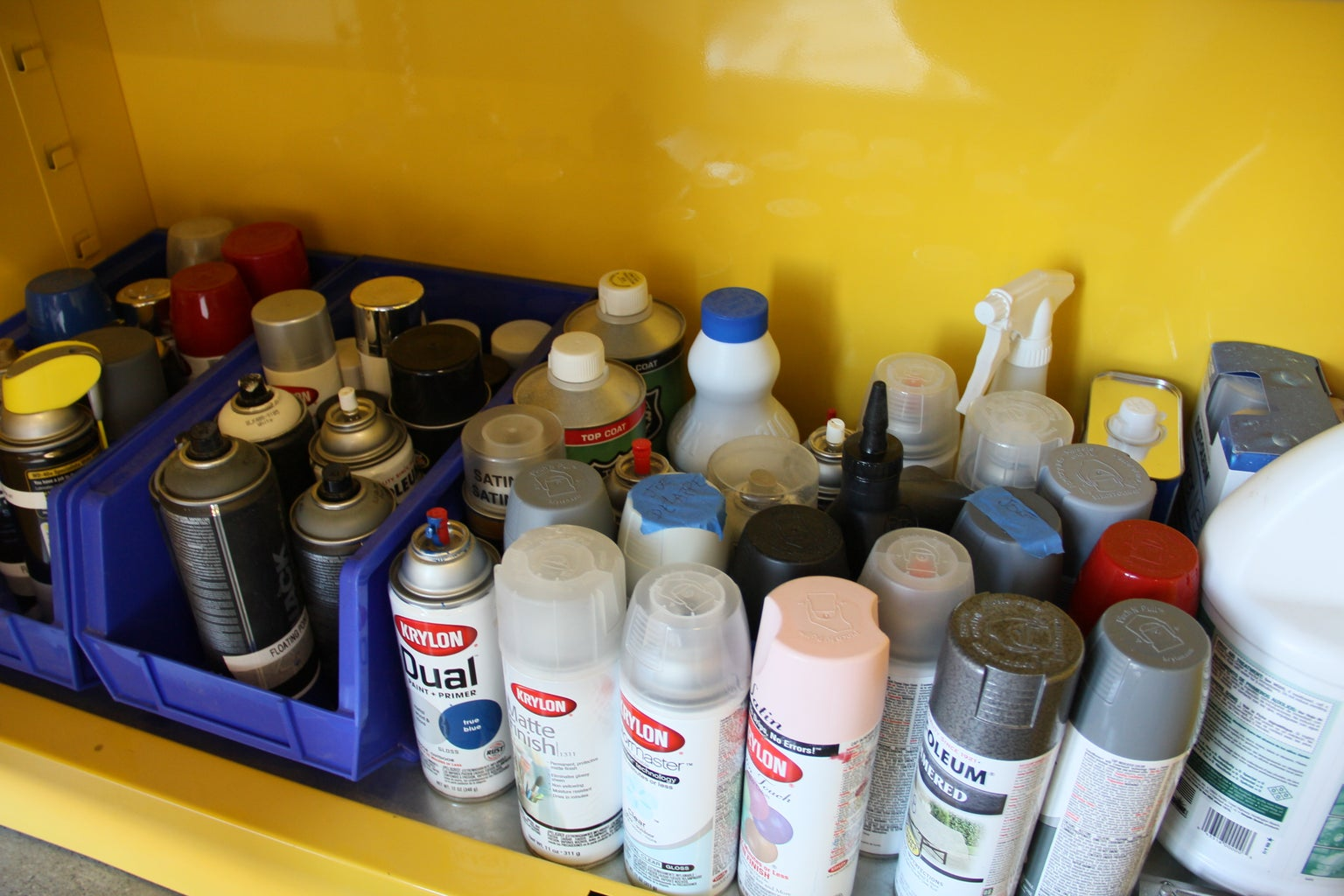 Paints, Adhesives, Chemicals
