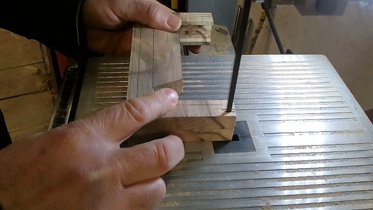 Processing of the Sides