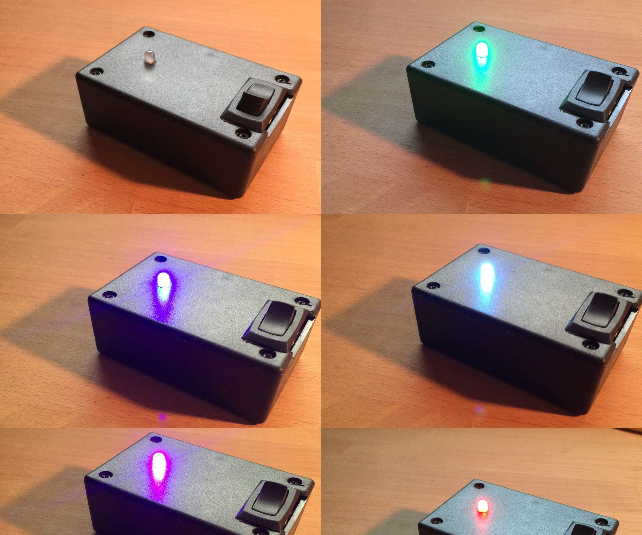 The Beginner's Guide to Soldering: LED Box
