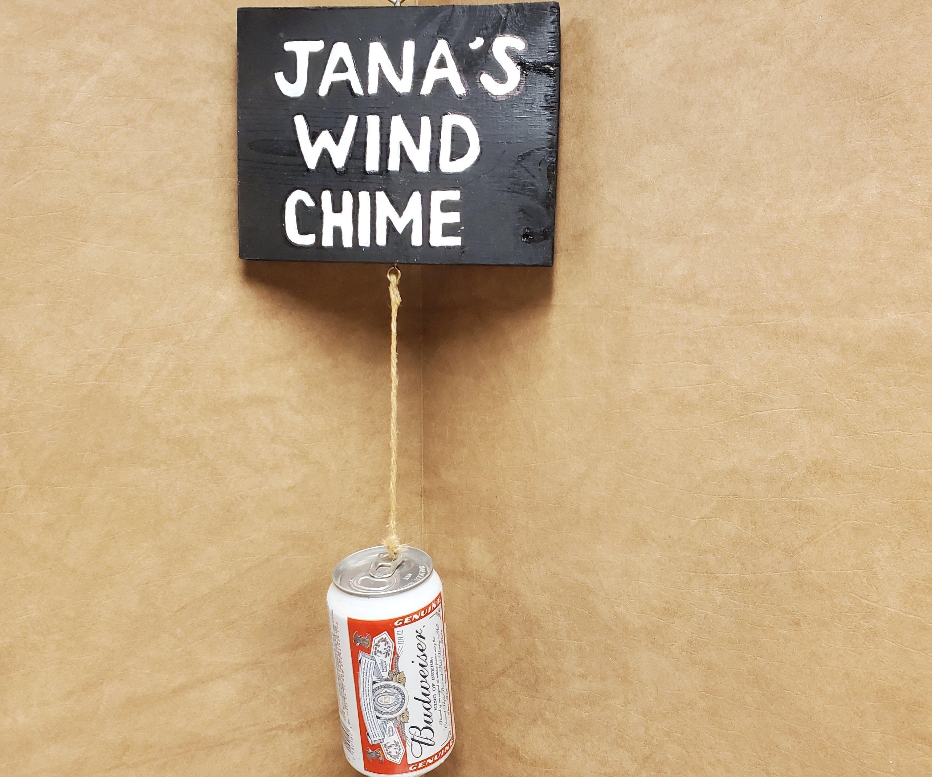 Novelty Wind Chime