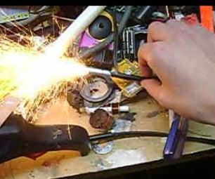 How to Build a Simple Plasma Rifle Aka Electrothermal Rifle