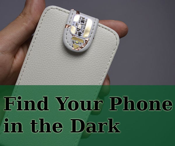 Sound-Find Your Phone at Night