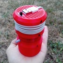 3D Print a Mini USB Vacuum Cleaner