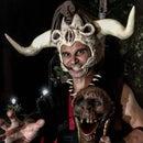 Mola Ram - Headdress