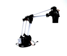 UStepper Robot Arm 4