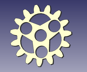 The Gear Spinner