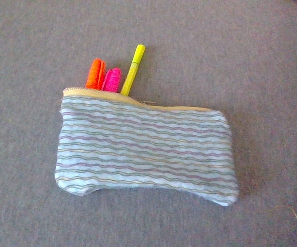 Sew Easy Pouch/Wallet