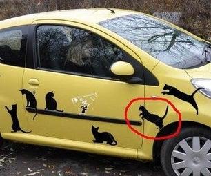 How to Make a Car Sticker