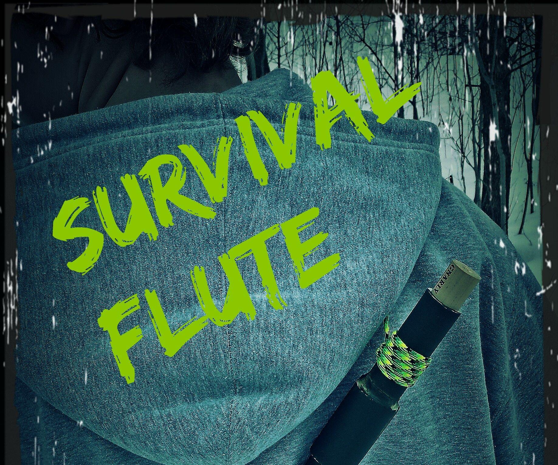 survival flute