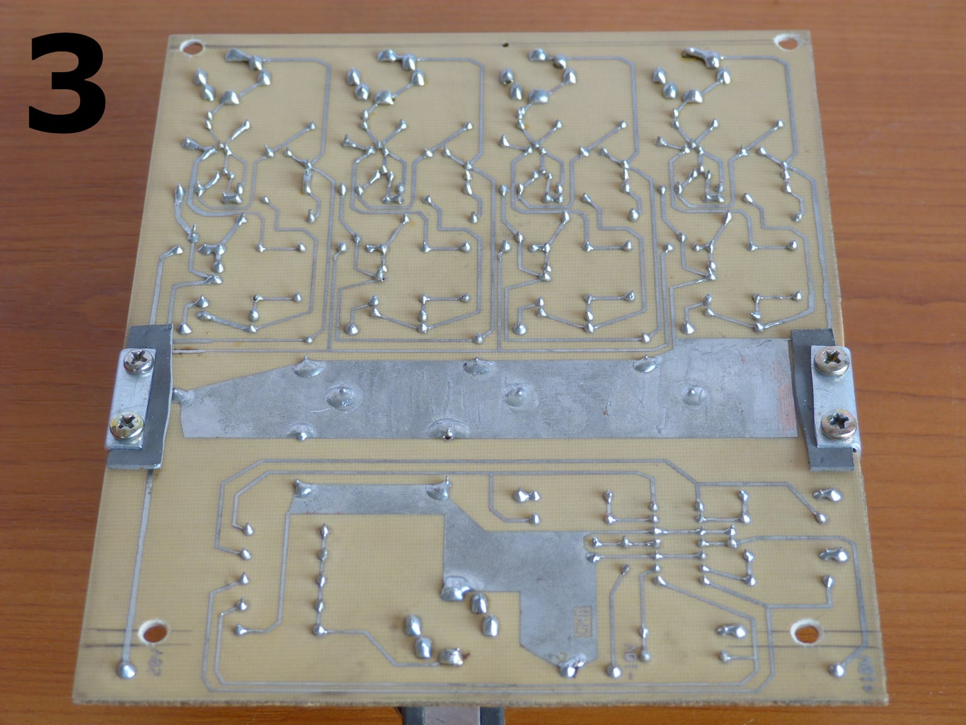 Making and Assembling PCBs.
