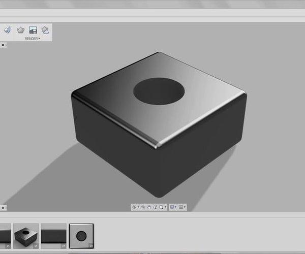 Intro to Fusion 360 UI