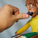 How to Remove Wires from your Claymation