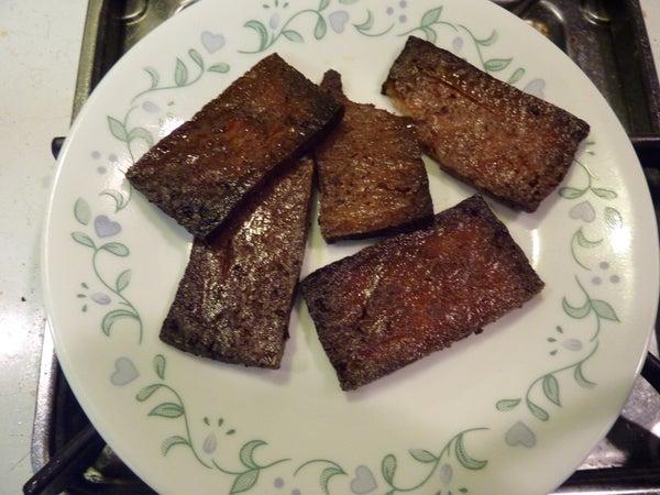 Tofu Jerky