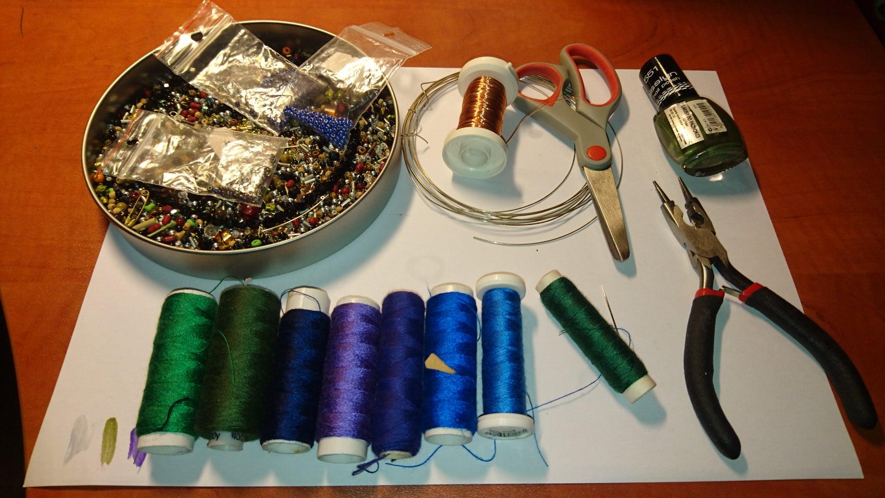 Tools & Materials: