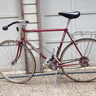 Restoring a Vintage Dumpster Bike