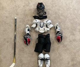 如何为冰上曲棍球服装