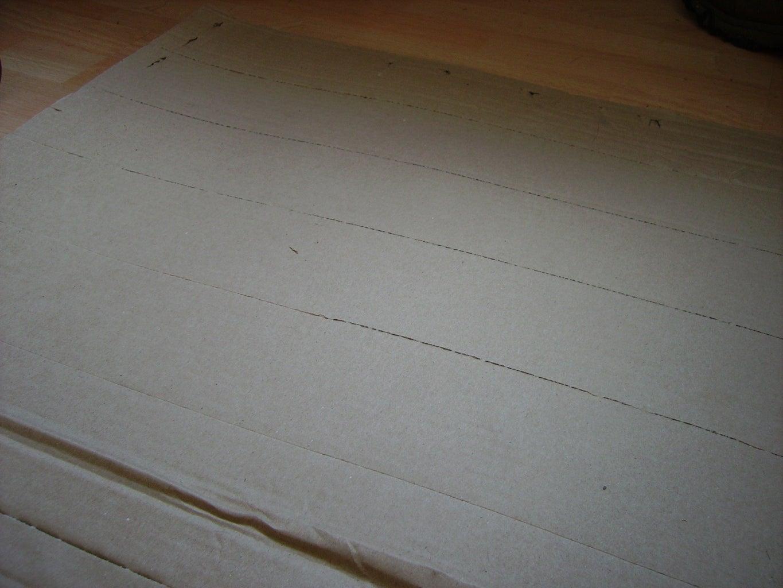Impress the Cardboard :)