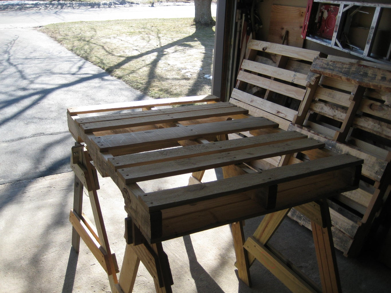 The Low-down on Pallets