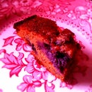 Yummiest ever, Moist Almond Berry Cake: Gluten/Cane Sugar/Dairy Free