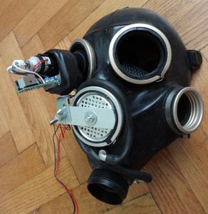 The Gas Mask As the Base