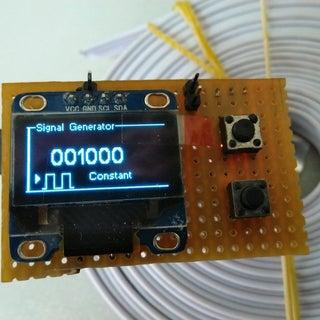 Signal Generator AD9833