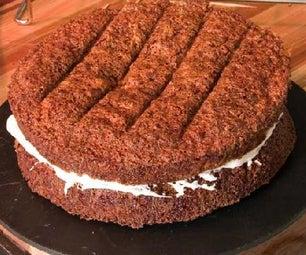 Carrot Cake - Really Nice.