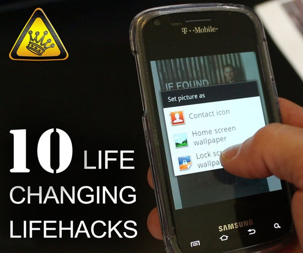 10 Life-Changing Life Hacks - You Can Try Right Now!