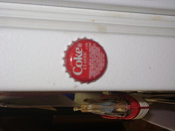 Coke Bottle Top Souvenirs 2 Ideas
