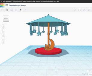 3D Design With Tinkercad- How to Make a Cute Star Umbrella