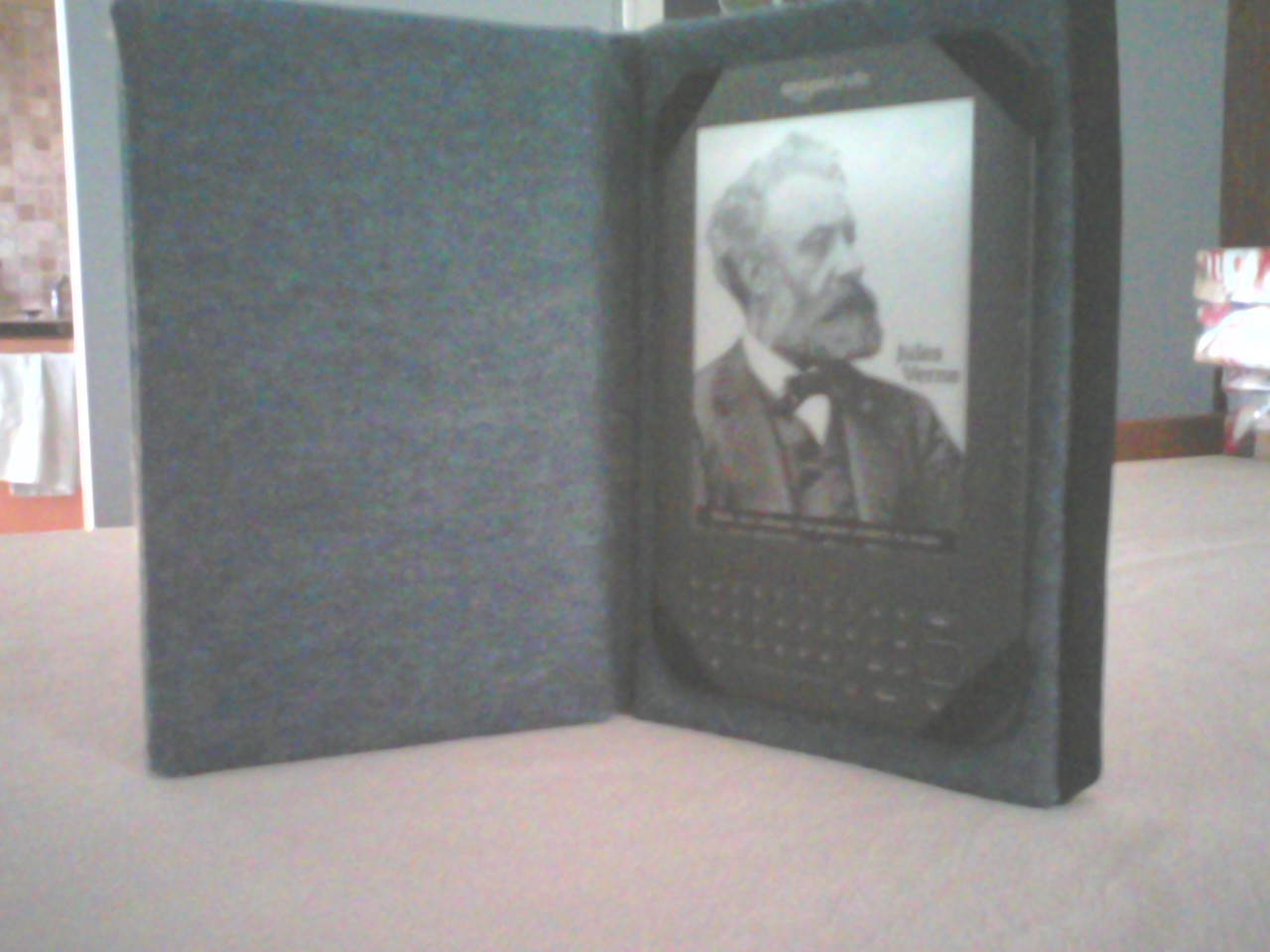 DIY Kindle Cover