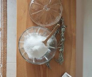 真正有用的DIY天然除臭剂(不含铝)