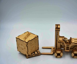 How to Make a Forklift