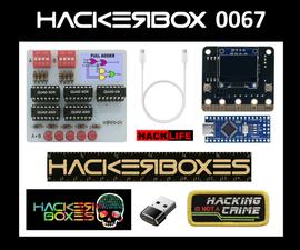 HackerBox 0067: Origin Story