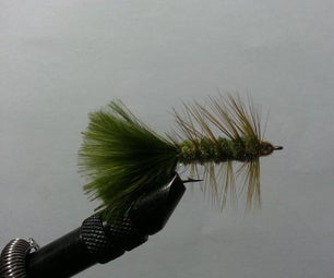 Fly Tying: Wooly Bugger