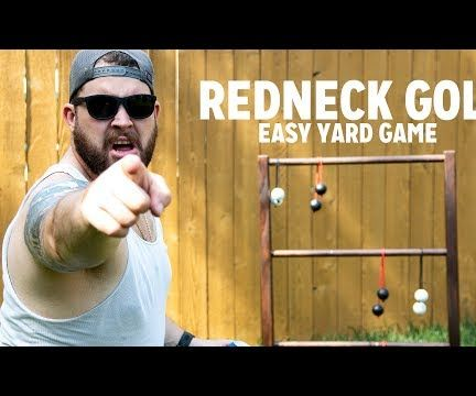 Redneck (Ladder) Golf - Outdoor Game