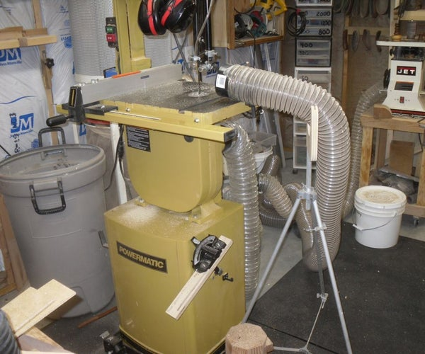 Supplemental Wood Dust & Chip Collection