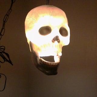 Halloween Skull Hanging Lamp