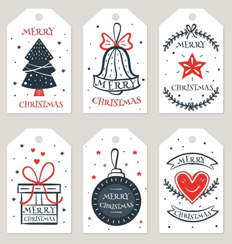 Create Gift Tags at Home by Using Microsoft® Word : 21 Steps Pertaining To Free Gift Tag Templates For Word