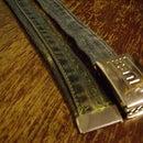 DIY Denim Belt