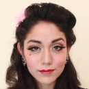 Pin Up Makeup
