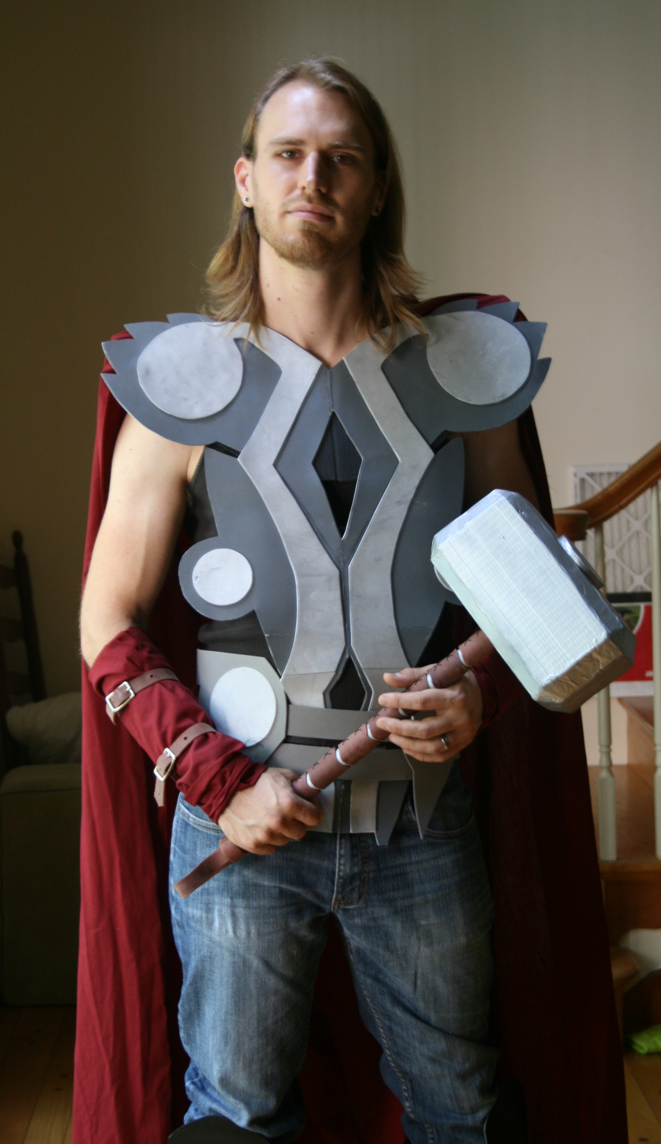 How to make the Hammer of Thor