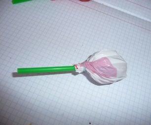 Surprise Lollipop Nut!