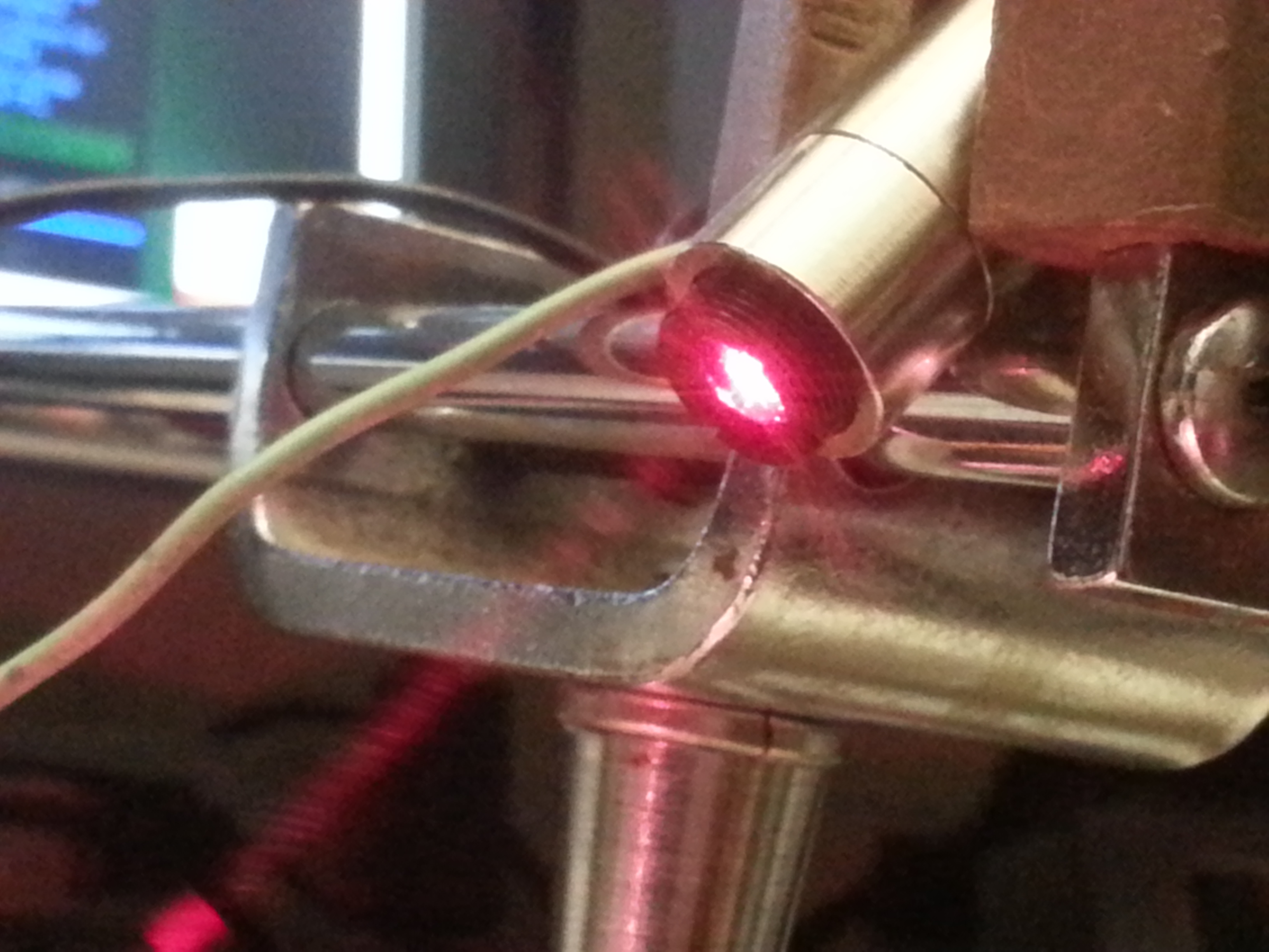 Easy Build Burning Laser For Less Than $20