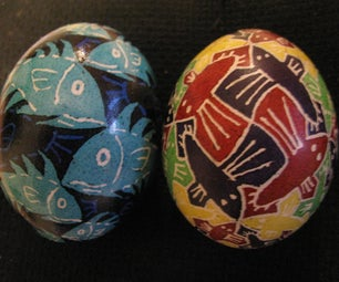 Escher Easter Egg