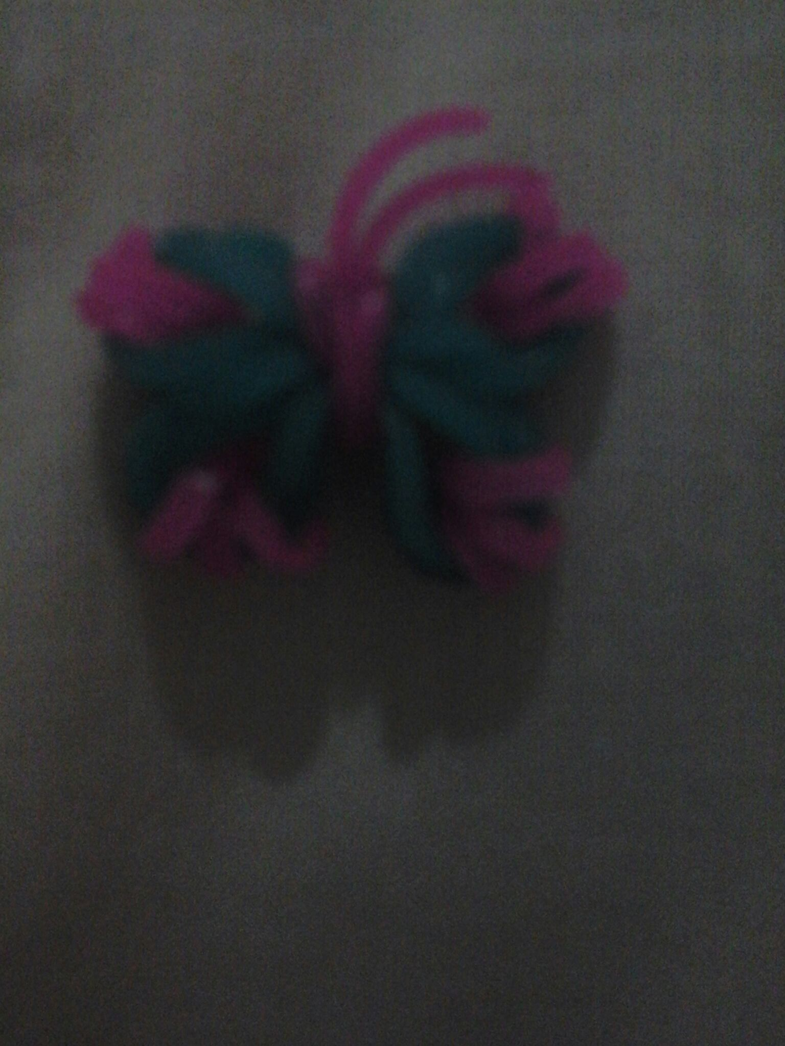 Loomless butterfly