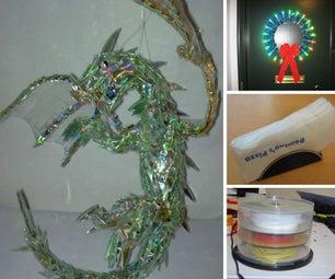 CD: Many Ways to Reuse