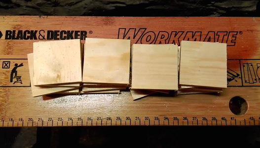 Cut Your Wood Into Square Pieces