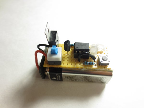 DIY Miniature Thermometer