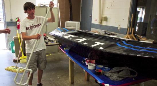 Duct Tape Boat V1.0