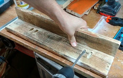 Making the Legs